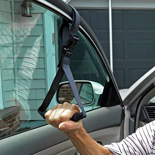 - Evelots Car Support/Grip Handle-Auto Standing/Mobility Aid-Adjustable-Strong