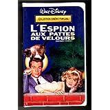 L'ESPION AUX PATTES DE VELOURS, Collection Cinéma Famililiale (EN FRANÇAIS, FILM VHS, NTSC).
