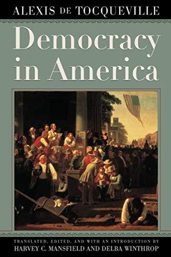 Image of Democracy in America