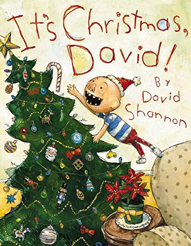 It's Christmas, David! (David Books [Shannon])