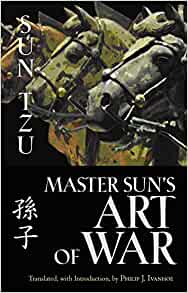 Amazon Com Master Sun S Art Of War Hackett Classics border=