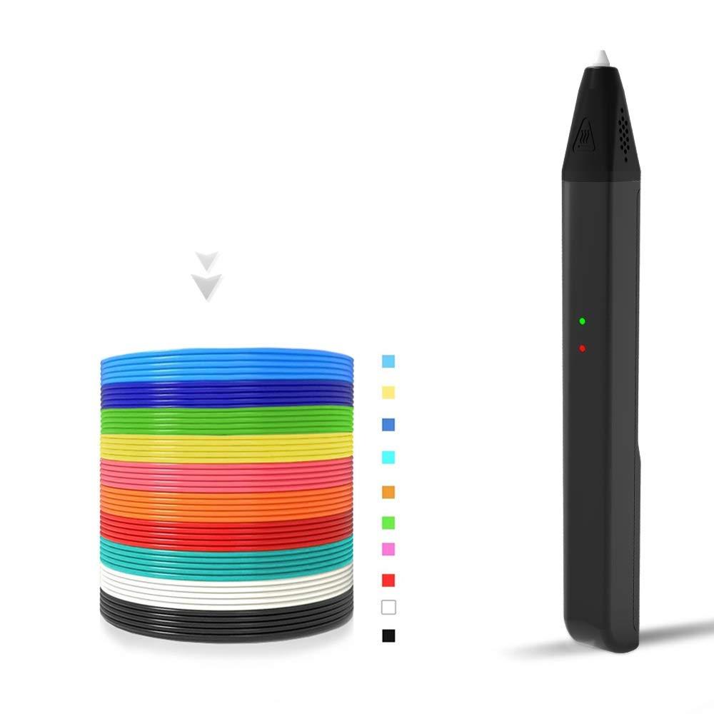 Impresora 3D Pluma de impresión con Velocidad Ajustable Mejorada ...