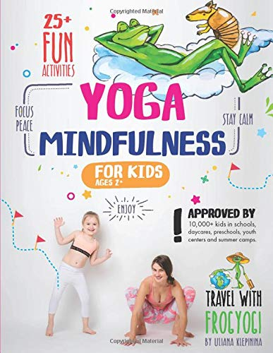 Yoga Mindfulness Kids Activities Stories product image