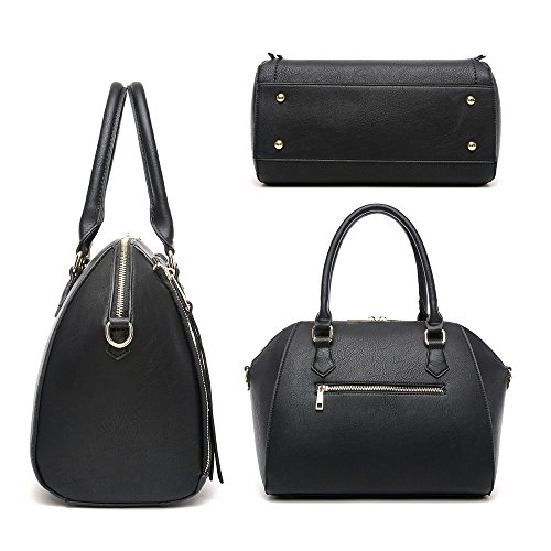 With Women Bag Crossbody For Big Shoulder And Purses Strap Handbags Black Tote Aitbags qwARxYT
