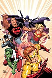Teen Titans: Team Building
