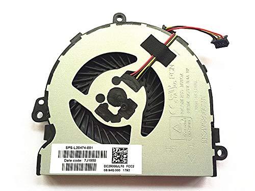 Ventilador CPU HP 250 G7 255 G7 256 G7 SPS L20474-001