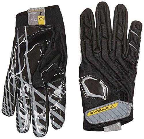 Evoshield Evoblitz Football Linebacker Tight End Gloves Black S