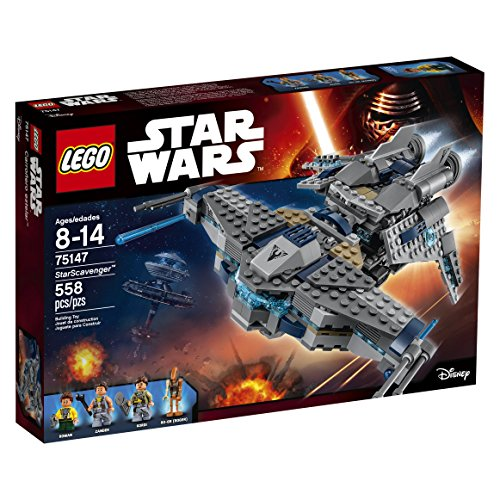 LEGO Star Wars StarScavenger 75147 Star Wars Toy