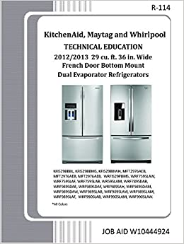 Wrf990slam00 wrf990slam and more models service manual whirlpool wrf990slam00 wrf990slam and more models service manual whirlpool amazon books fandeluxe Choice Image