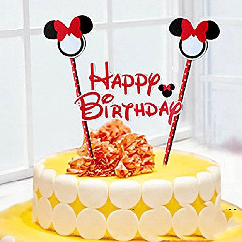 TOPSt (Red Minnie Party Supplies)