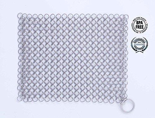 6 stainless steel skillet - 3