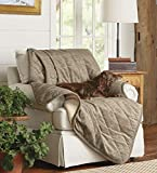 Orvis Berber Fleece Reversible Throw/Only Medium, Brown Tweed