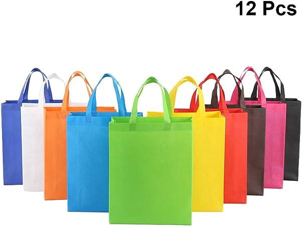 Folding Handbag Pouch Reusable Roll Up Bag Shoulder Shopping  44*38*10cm