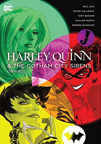 Check expert advices for gotham city sirens omnibus?