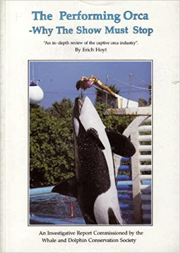 The performing orca - why the show must stop: An in-depth