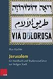 Jerusalem: Ein Handbuch und Studienreiseführer zur Heiligen Stadt (Orte und Landschaften der Bibel, Bd. IV,2)