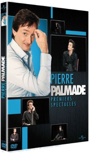 Palmade, Pierre - Ses premiers spectacles - On s'conna??t ? & Ma m??re aime beaucoup ce que je fais
