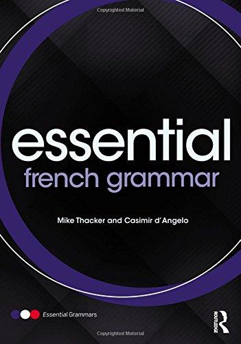 Essential French Grammar (Essential Language Grammars) (French Edition)
