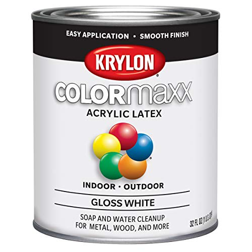 Krylon K05625007 Colormaxx Brush On Paint