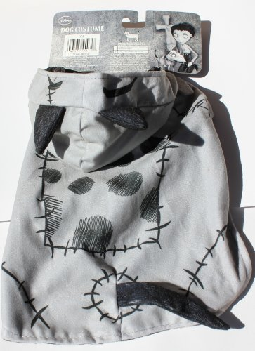 Disney Frankenweenie Dog Hoodie- Dog Costume