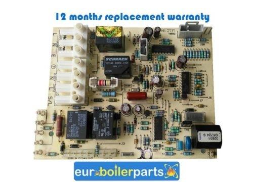 Baxi Solo PF 2 & 3 PCB 231711 BAX PCB *NEW* 12 Months Warranty