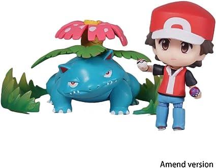 Pok/émon Game Console Nendoroid Action Figure PVC Figure Model Toys Lilongjiao Pok/émon