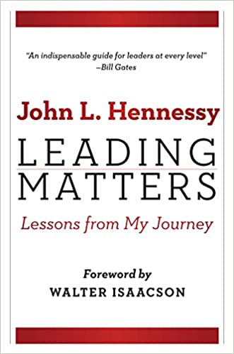 Leading matters lessons from my journey john l hennessy walter leading matters lessons from my journey 1st edition fandeluxe Choice Image