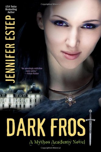 Book cover for Dark Frost