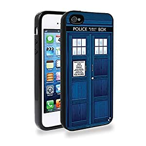 Tardis Police Call Box Iphone 5/5s Case, Iphone 5/5s Cover by supermalls