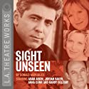 Sight Unseen Performance by Donald Margulies Narrated by Adam Arkin, Jordan Baker,  full cast