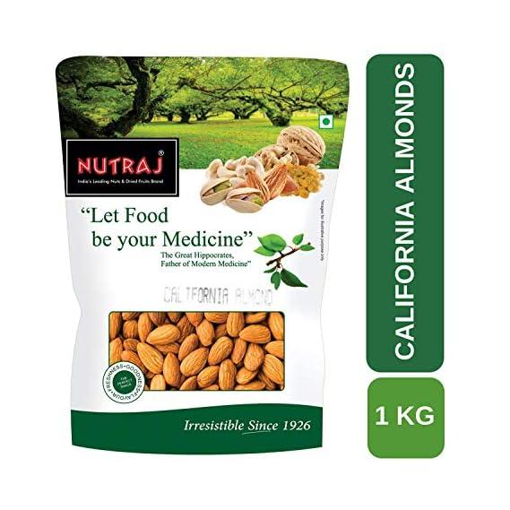 Nutraj California Almonds 1Kg