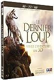 Le Dernier loup [Combo Blu-ray 3D/2D + DVD]