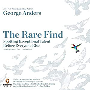 The Rare Find Audiobook