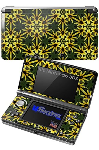 daisy-yellow-decal-style-skin-fits-nintendo-3ds-3ds-sold-separately