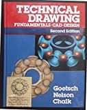 img - for Technical Drawing: Fundamentals, C.A.D., Design book / textbook / text book
