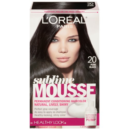 The best temporary hair color mouse see reviews and compare loreal paris sublime mousse healthy product image altavistaventures Choice Image