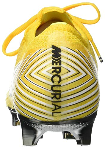 Black Elite Dynamic NIKE 710 Footbal Adults' Unisex Multicolour Amarillo Yellow Vapor NJR 12 Fg White Shoes wwBHqx6