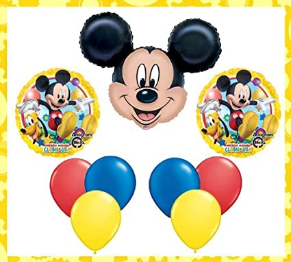 Amazon.com: Disney Mickey Mouse Clubhouse globo de fiesta ...