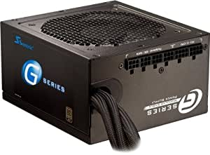 SeaSonic G Series  550-Watt ATX12V/EPS12V SLI Ready CrossFire Ready 80 PLUS GOLD Certified Modular Active PFC Power Supply SSR-550RM