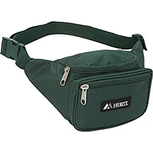 Everest Signature Waist Pack - Standard, Green