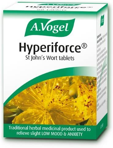 A.Vogel Hyperiforce St John S Wort Tablets