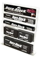 Dura-Block AF44A Black 6-Piece Sanding Block Set