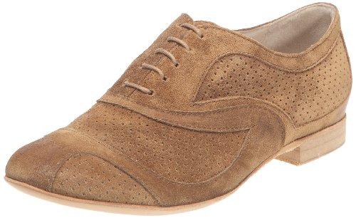 Marrón Camel mujer Nico de cuero para FRUAO Zapatos na0RPPY