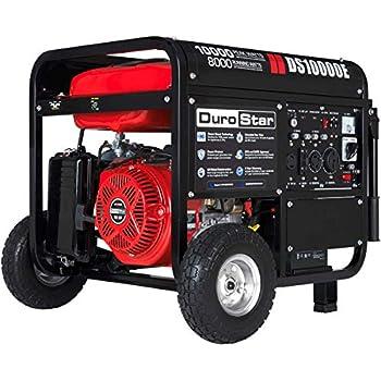 Amazon.com: Powerland PD3G10000E generador portable de ...