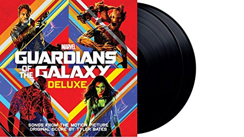 Guardians of the Galaxy Deluxe Vinyl Edition by Hollywood