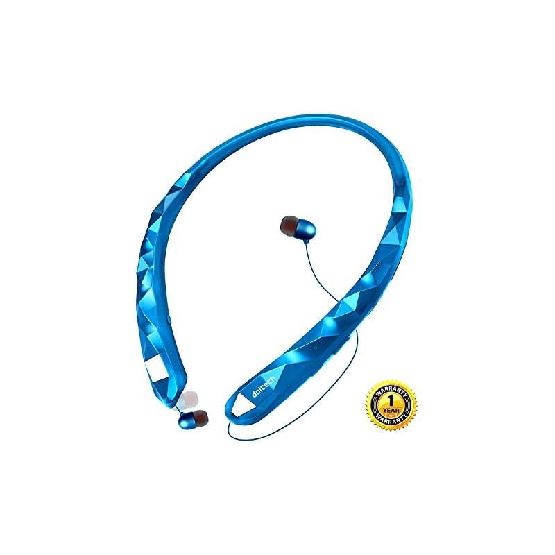 [Newest 2018] Bluetooth Headphones DolTe