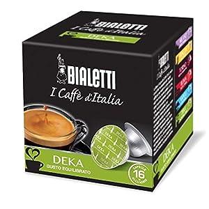 Bialetti Caffè Deka - 16 Capsule