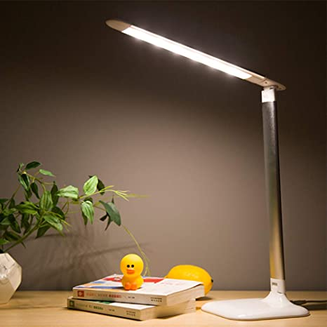 SZJJI Lámpara de Escritorio 2 Modos de Color Tabla lámparas ...