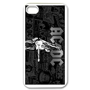 iPhone 4,4S Phone Case ACDC Nk3557