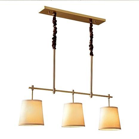 Y.H_Super Araña Americana Sencilla Lámpara para Colgar ...